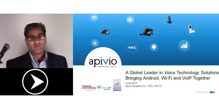 Apivio Systems Leads the World in VoIP Technology