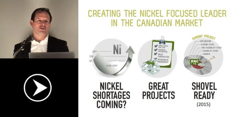 Royal Nickel Focused on Value Creation at 100%-owned Dumont Project