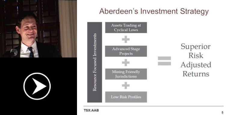 Aberdeen International is a Global Resource Investment Corporation