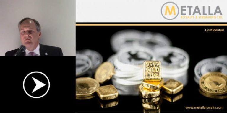 Metalla Acquires and Manages Precious Metal Royalties