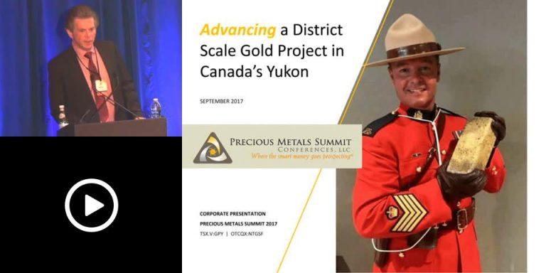 Golden Predator Investor Presentation, Precious Metals Summit