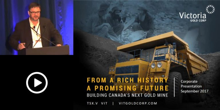 Victoria Gold Investor Presentation, Precious Metals Summit
