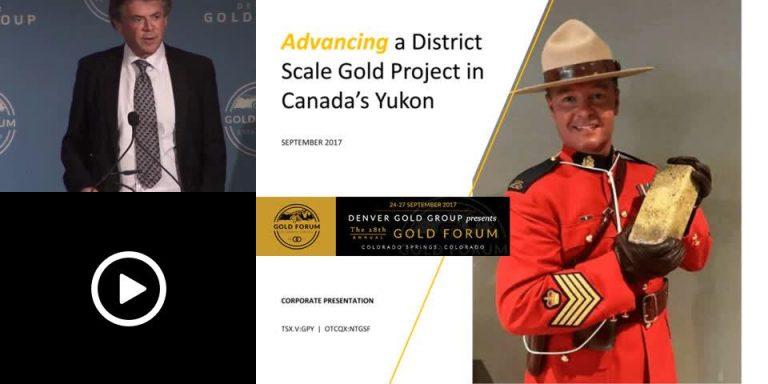 Golden Predator Investor Presentation, Denver Gold Forum