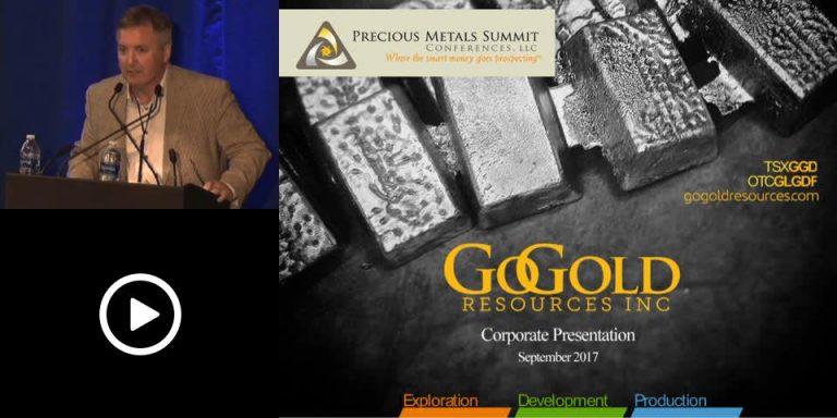 GoGold Resources Investor Presentation, Precious Metals Summit