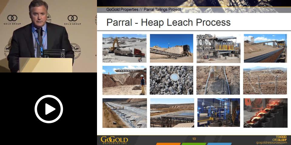 GoGold Resources: Silver/Gold in Mexico (EGF