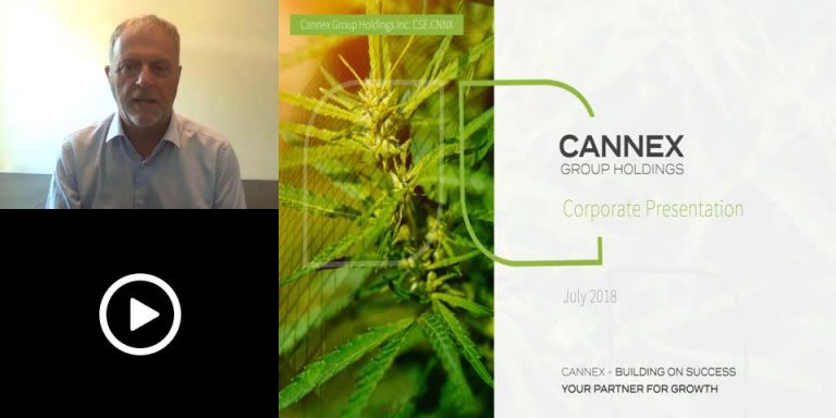 Cannex – Assisting Emerging Companies in the Global Cannabis Revolution