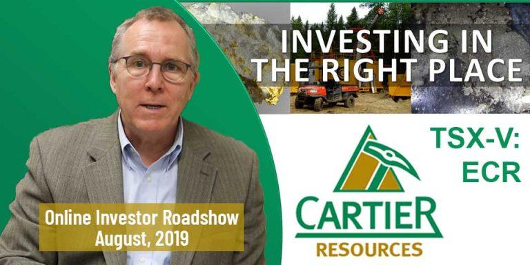Cartier Resources Corporate Profile